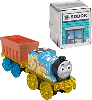 Thomas & Friends Fisher-Price MINIS Fizz 'n Go Cargo, Thomas & Unicorn