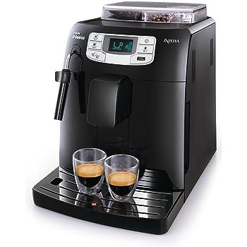 Saeco HD8751/11 - Cafetera Saeco Intelia espresso automática color ...