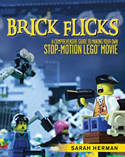 amazing lego stop motion