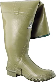 "Ranger 26"" Heavy-Duty Men's Rubber Hip Boots, Olive (11135)"