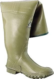 Ranger 26 Heavy-Duty Men's Rubber Hip Boots, Olive (11135)