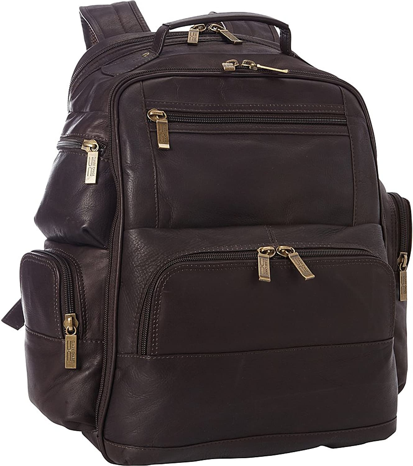 Claire Chase Executive Backpack2, Café