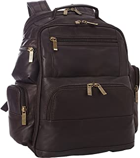 Claire Chase Executive Backpack-2, Café