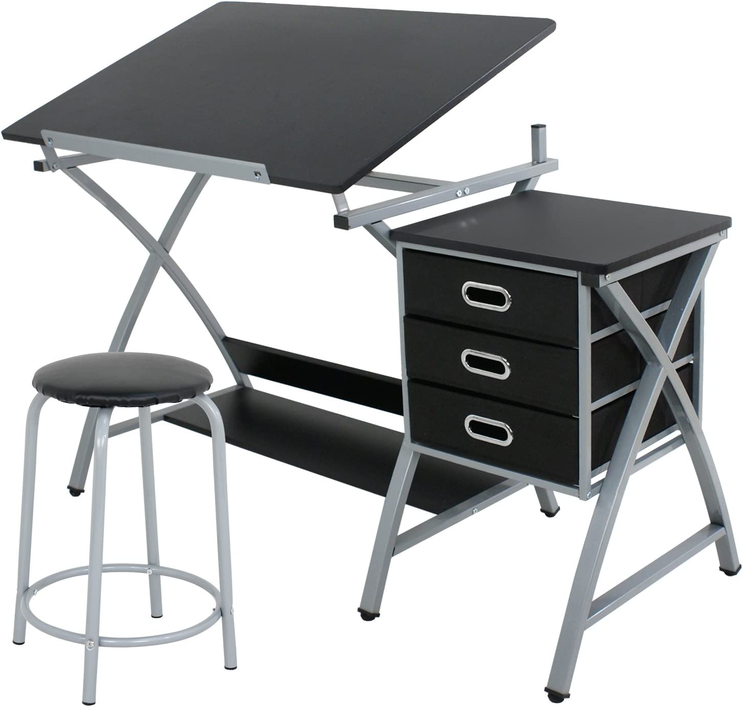 Super Deal wholesale Adjustable Drafting Now on sale Table Art Drawing Craft Cr Desk