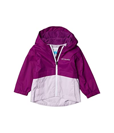 Columbia Kids Rain-Zillatm Jacket (Toddler) (Plum/Pale Lilac) Girl