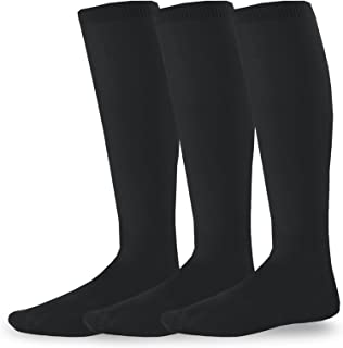 12f5c86a1c0c Soxnet Acrylic Unisex Soccer Sports Team Cushion Socks 3 Pack