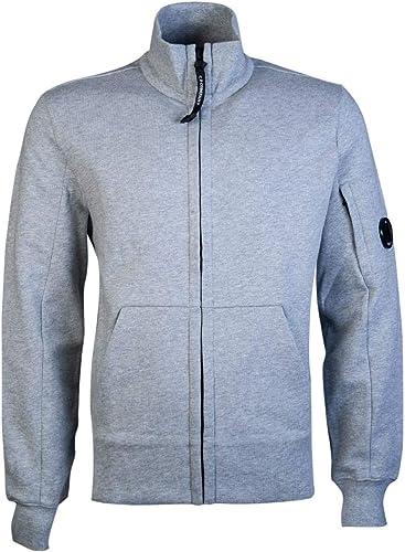 CP Company - Sweat-Shirt - Pull - Manches Longues - Homme gris gris XXXL
