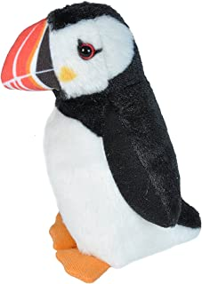 puffin stuffed animal large