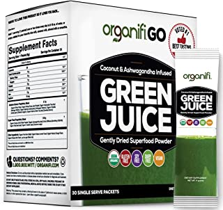 Best organifi green juice go packs Reviews