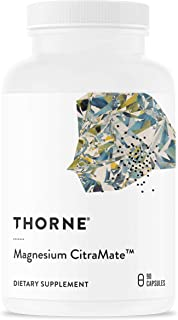 Thorne Research - Magnesium Citramate - Magnesium with Citrate-Malate to Promote Energy Production, Heart and Lung Functio...