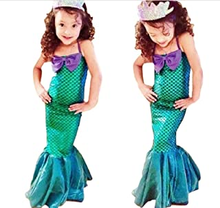 Little Trumpet Style Mermaid Costume Dress from Chunks of Charm