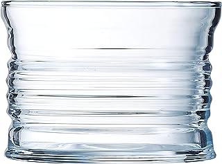 Arcoroc ARC N4788 Be Bop Whiskyglas, 300ml, Glas, transparent, 6 Stück