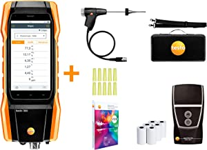 Testo 300 Residential-Commercial Combustion Analyzer with Printer