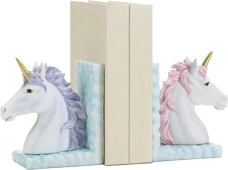 Magical Unicorn San Antonio Mall 8x3x5 Free Shipping New Bookends