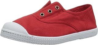 حذاء رياضي بدون رباط للأطفال من Cienta، أحمر، مقاس 32 M أوروبي/1. 5 M للأطفال الصغار في الولايات المتحدة
