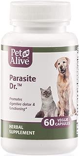 PetAlive Parasite Dr.™ -- 60 Veggie Capsules