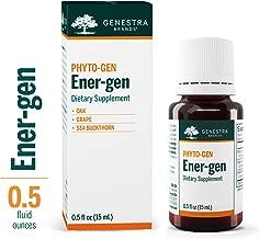 Genestra Brands - Ener-gen - Oak, Grape, and Sea Buckthorn - 0.5 fl oz (15 ml)