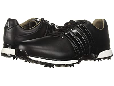 adidas Golf Tour360 XT (Core Black/Core Black/Silver Metallic) Men