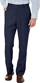 Perry Ellis Men's Perry Ellis Men's Portfolio Modern Fit Performance Pant Dress Pants