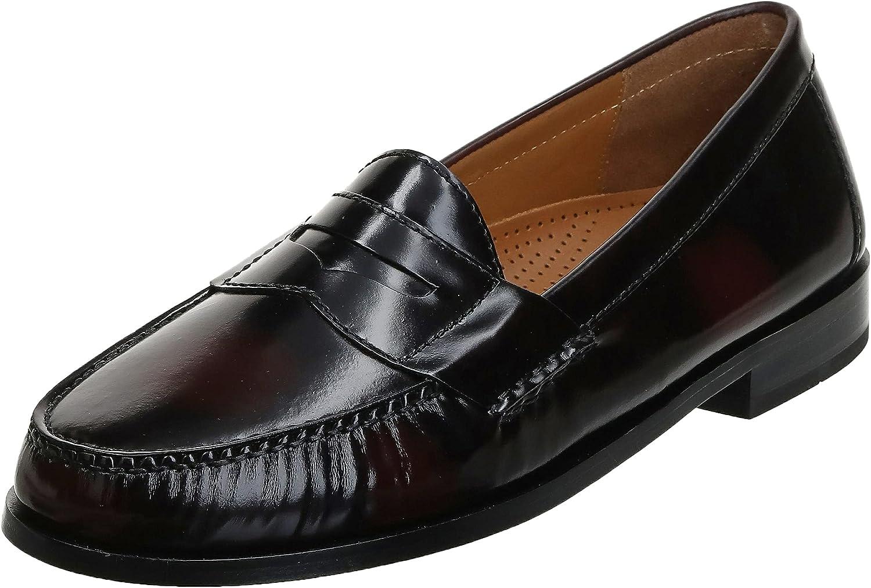 Cole Haan Men's Pinch Penny Slip-On,Burgundy,9 3E US