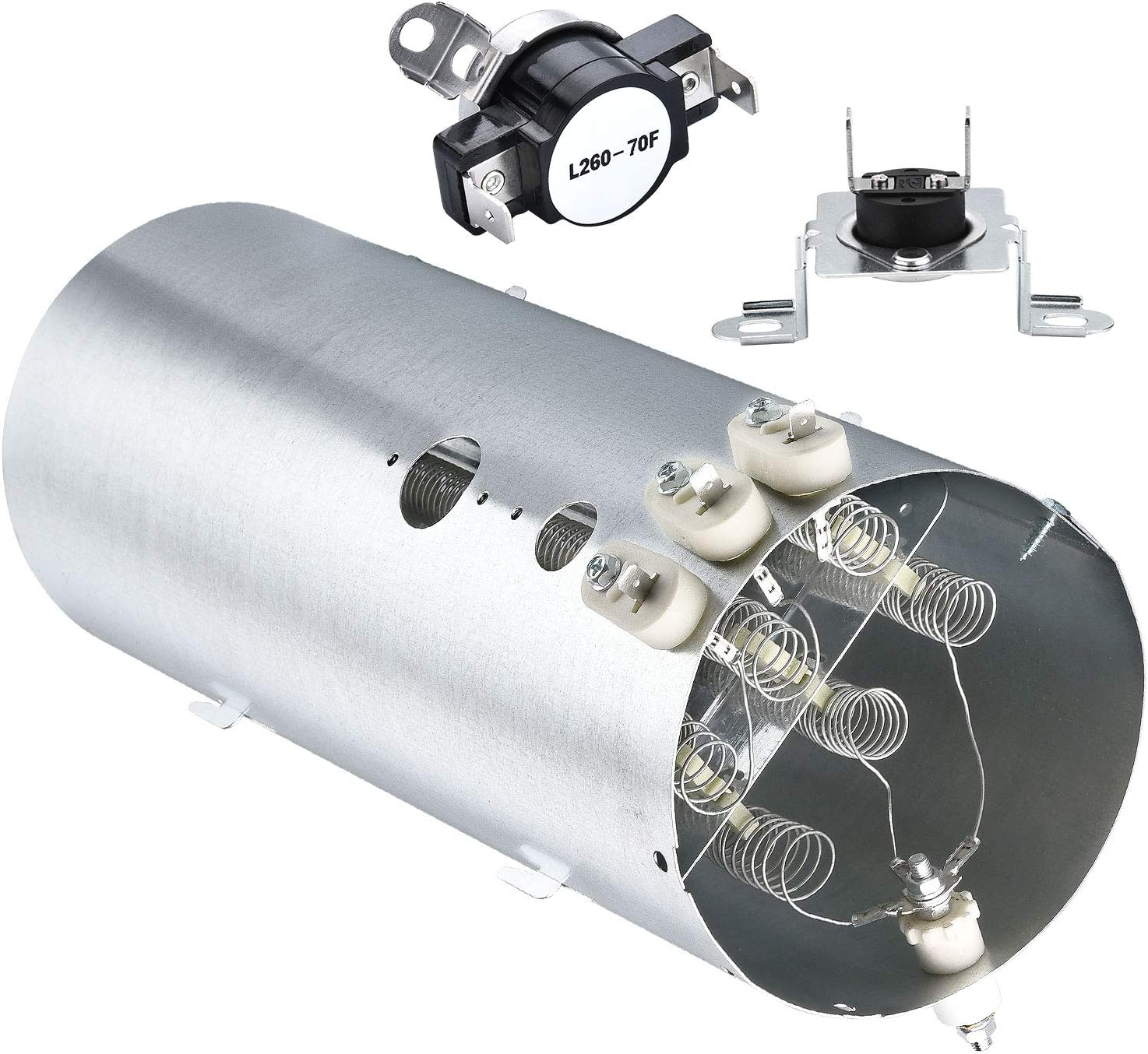 Romalon 134792700 Dryer Heating Philadelphia Mall Electrol with Element Compatible Denver Mall