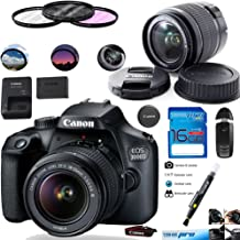 Canon EOS 3000D With 18-55mm - Deal-Expo Bundle