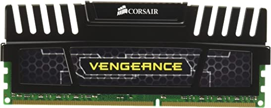 Corsair CMZ8GX3M1A1600C10 Vengeance 8GB (1x8GB) DDR3 1600 MHz (PC3 12800) Desktop Memory 1.5V