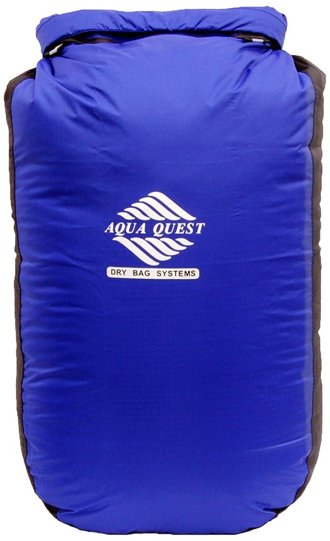 Aqua Quest Glacier Dry Bag - 100% Waterproof Dry Bag 5L, 10L, 20L, 30L, 45L Blue Floating Drybag with Roll Top Closure nxexafbcmxbebjhy