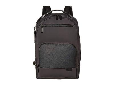 Tumi Harrison Warren Backpack (Reflective Iron) Backpack Bags
