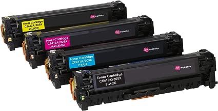 CE410A-CE413A ,Cartuchos De T/óner Compatible Para HP Laserjet Pro MFP M351 M351a M375 M375nw MFP M451dn M451 M451dw M451nw M475 M475dn M475dw Impresora ,305A STAROVER 4x 305X CE410X-CE413X