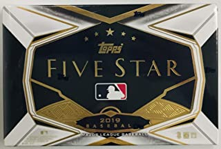 topps five star box