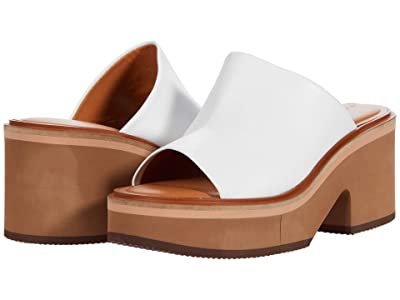 Clergerie Cessy (White Nappa) Women