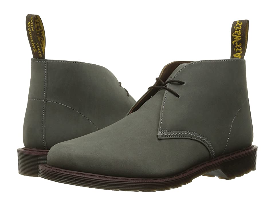 Dr. Martens Sawyer Desert Boot (Grey Kaya) Lace-up Boots