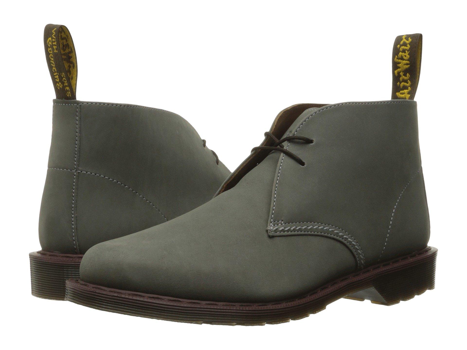 Sawyer Desert Boot, Grey Kaya