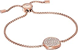Michael Kors - Brilliance Slider Bracelet with Pave Disc