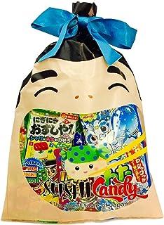 Japanische Tasche 10 Süßigkeiten und Snacks