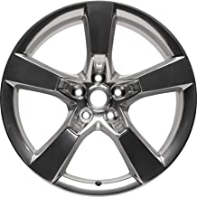 Partsynergy Replacement For New Aluminum Alloy Wheel Rim 20 Inch Fits 2010-2012 Chevy Camaro 5-120mm 5 Spokes
