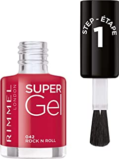 Rimmel London, Super Gel Nail Polish, 042 Rock N Roll, 12 ml