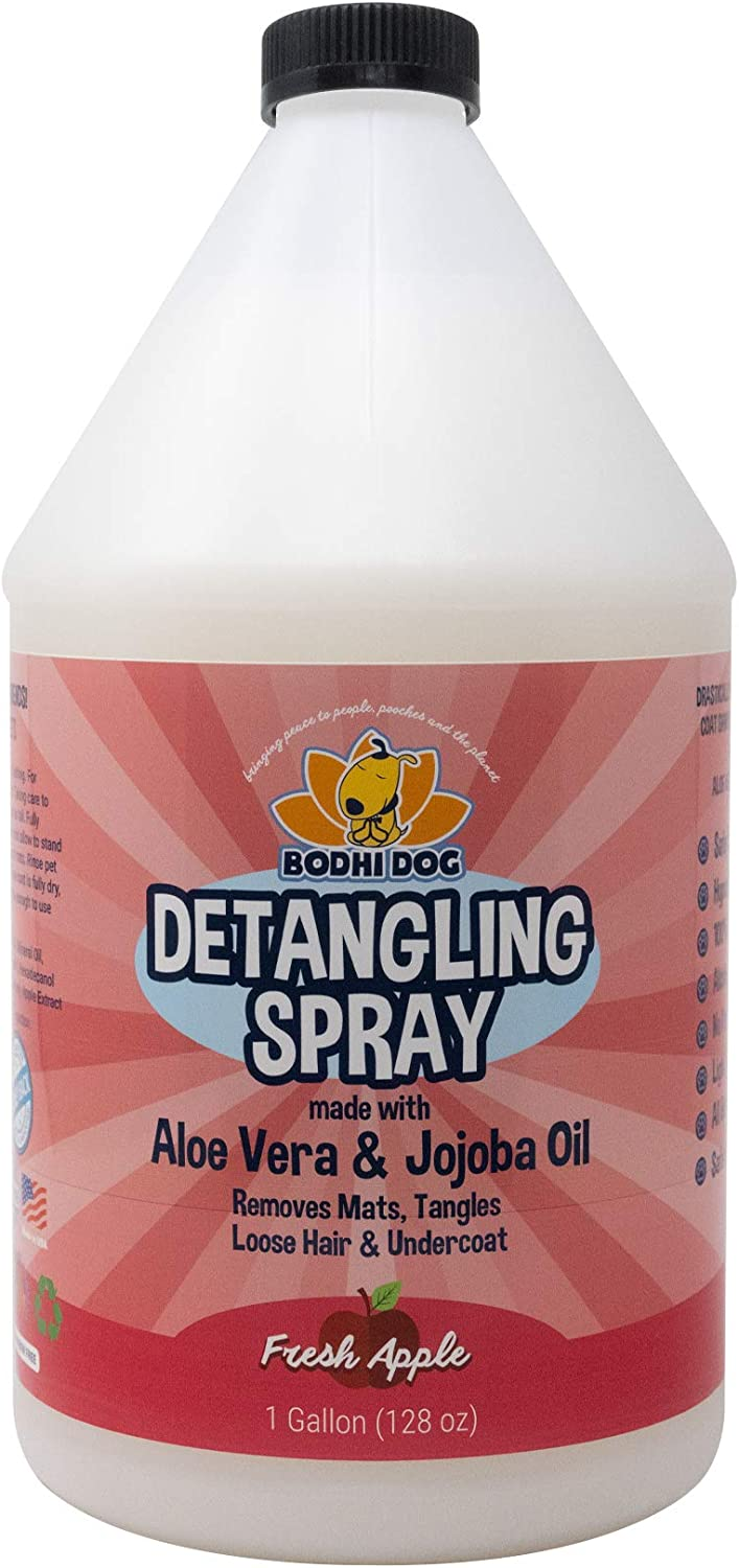 New Selling rankings All Natural Apple Detangling De Spray While Tangles Deluxe Remove