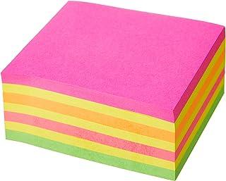 Post-it 2014LP notitieblok, 70 g, 76 x 76 mm, neonroze, -groen, roze, geel, 325 vellen - beschikbaar in andere kleuren