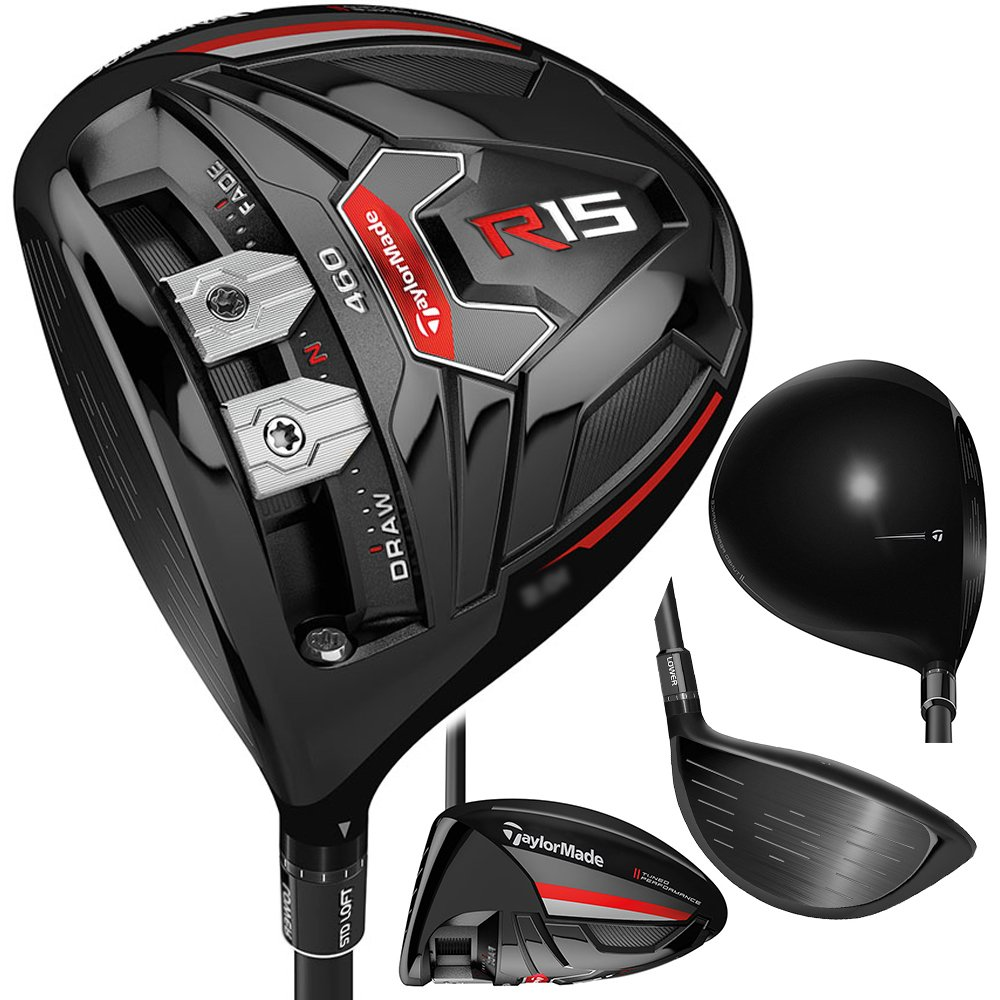 TaylorMade R15 Black Driver Regular