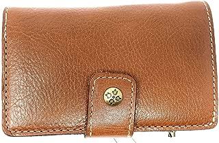 Patricia Nash Cirella Leather Wallet, Tan