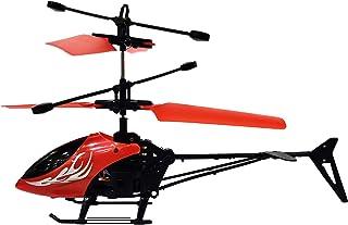طائرة هيلوكوبتر صغيرة- احمر