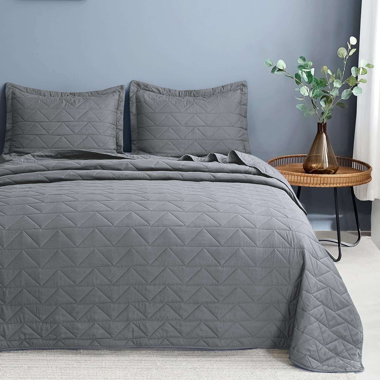 BEDELITE Coverlet Queen Max 54% OFF Bedspread - Max 49% OFF Full Summer Lightweight Size