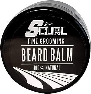 Luster's S Curl Beard Balm, 3.5 Ounce