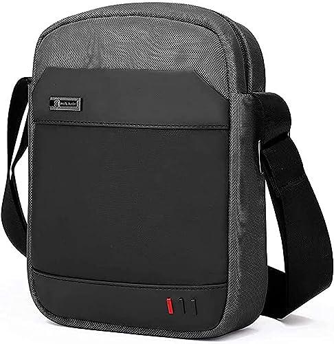 UBORSE Shoulder Messenger Bags Small Lightweight Nylon Casual Crossbody Purses for Travel Work Business Men Women
