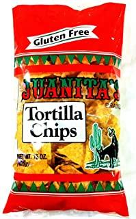 juanita's tortilla chips 15oz