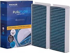 PureFlow Cabin Air Filter PC9976X| Fits2014-18 BMW i3, 2016-18 X1, 2018 i3s/X2, 2014-19 Mini Cooper, 2016-19 Cooper Clubman