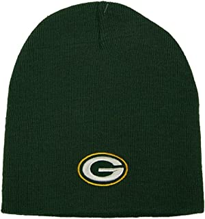 2b629bc115c NFL Green Bay Packers Official Winter Knit Beanie Skully Hat Cap