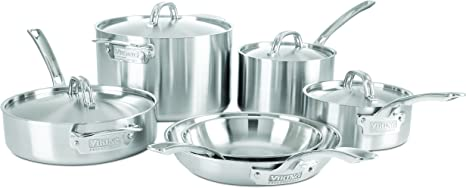 Viking Professional 5-Ply Stainless Steel Cookware